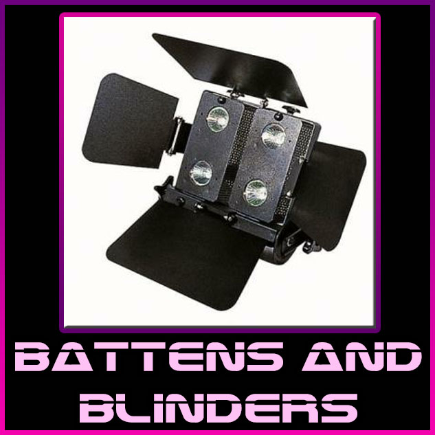 battens and blinders